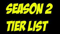 Japan's Street Fighter 5 Season 2 tier list image #1
