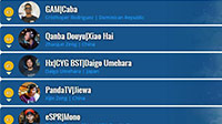 Pro Tour Standings image #1