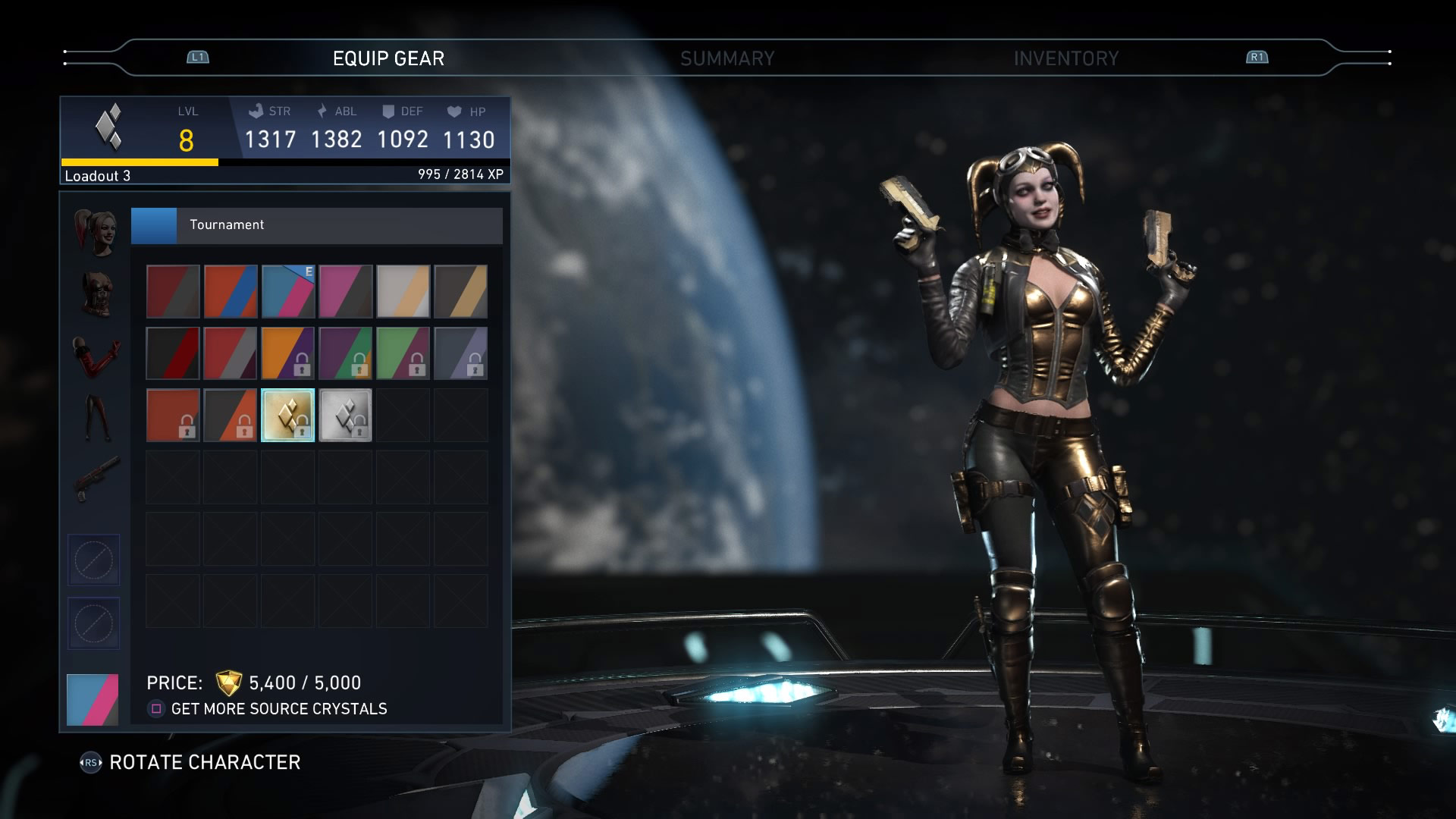 New shaders and Bizarro skin in Injustice 2 4 out of 6 image gallery