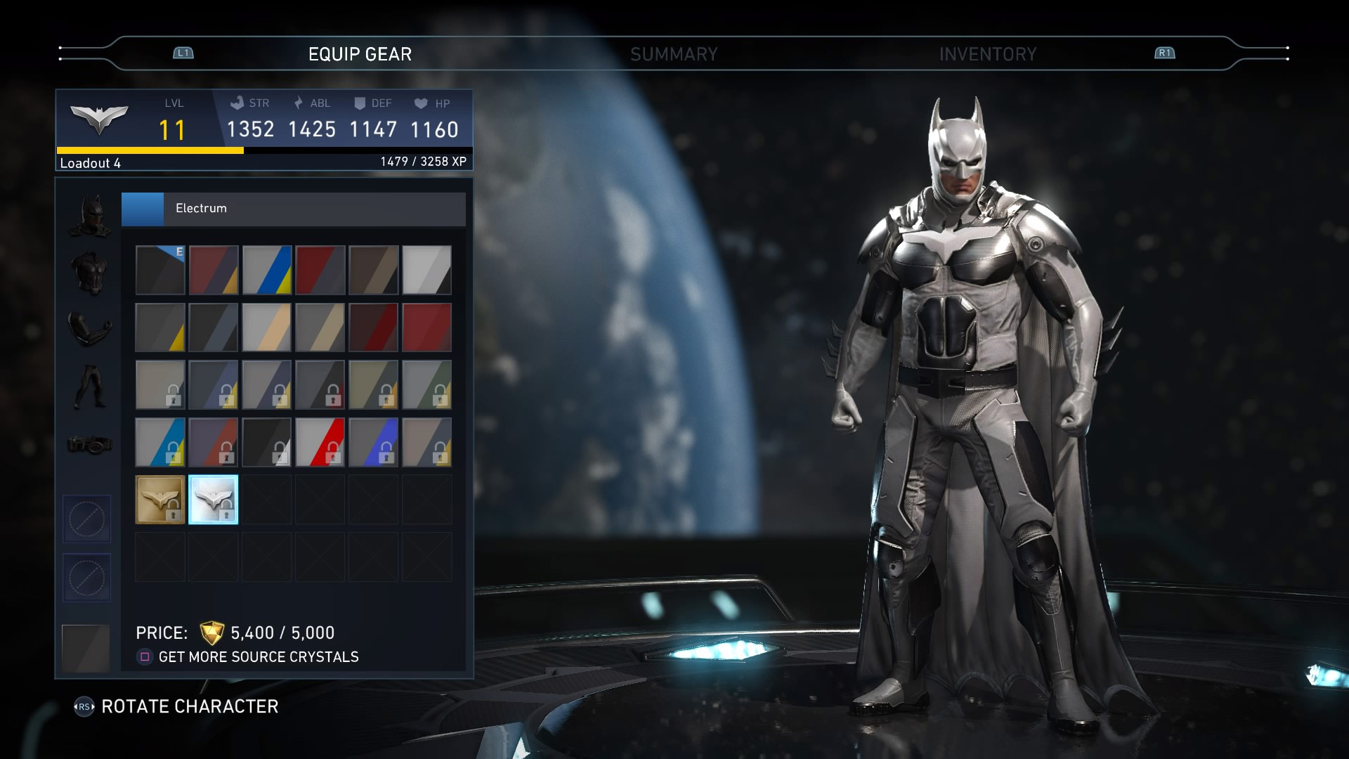 New shaders and Bizarro skin in Injustice 2 5 out of 6 image gallery