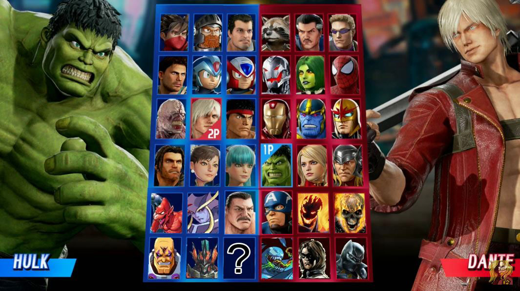 Marvel Roster? 1 out of 1 image gallery