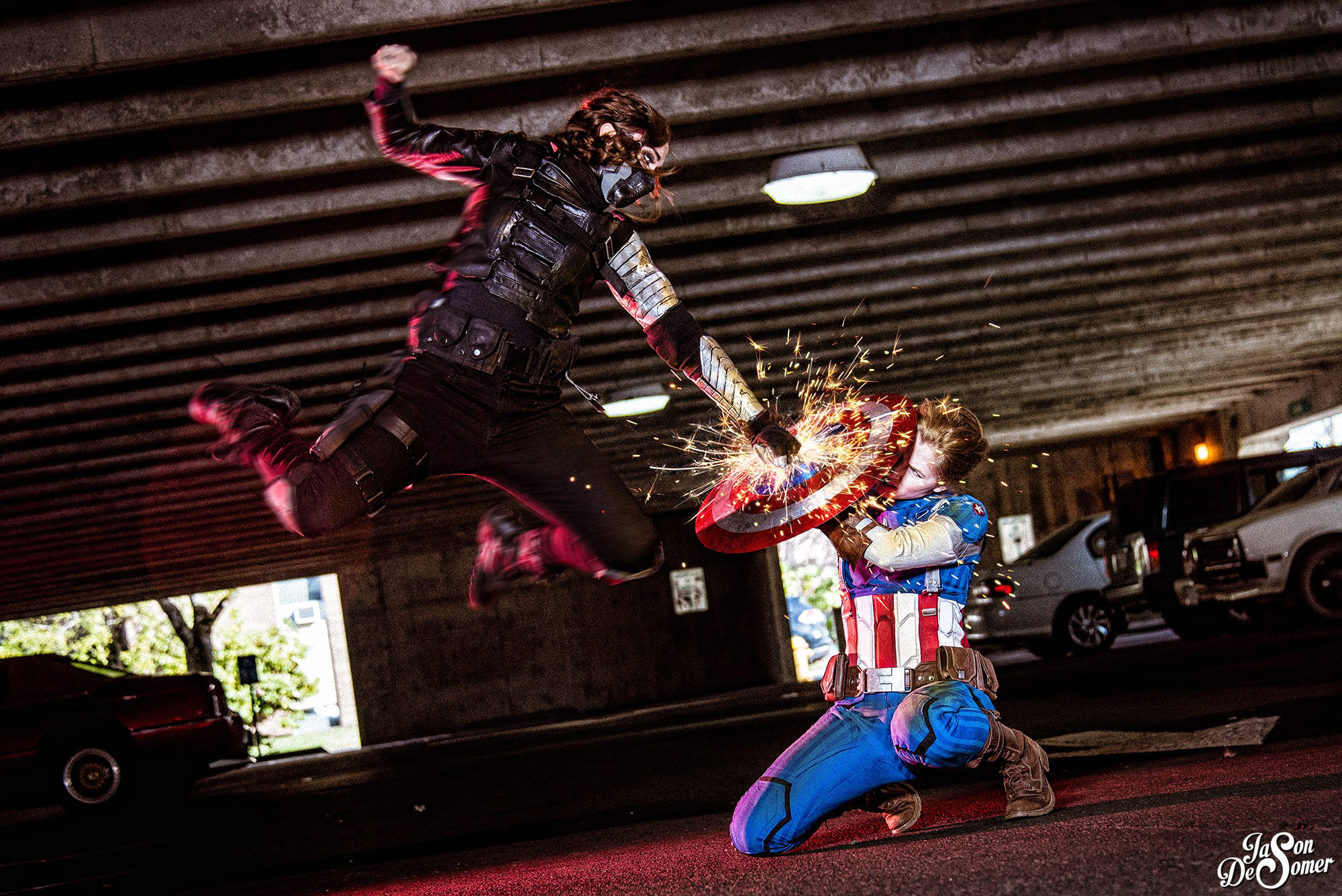 Jason DeSomer cosplay photography 12 out of 12 image gallery