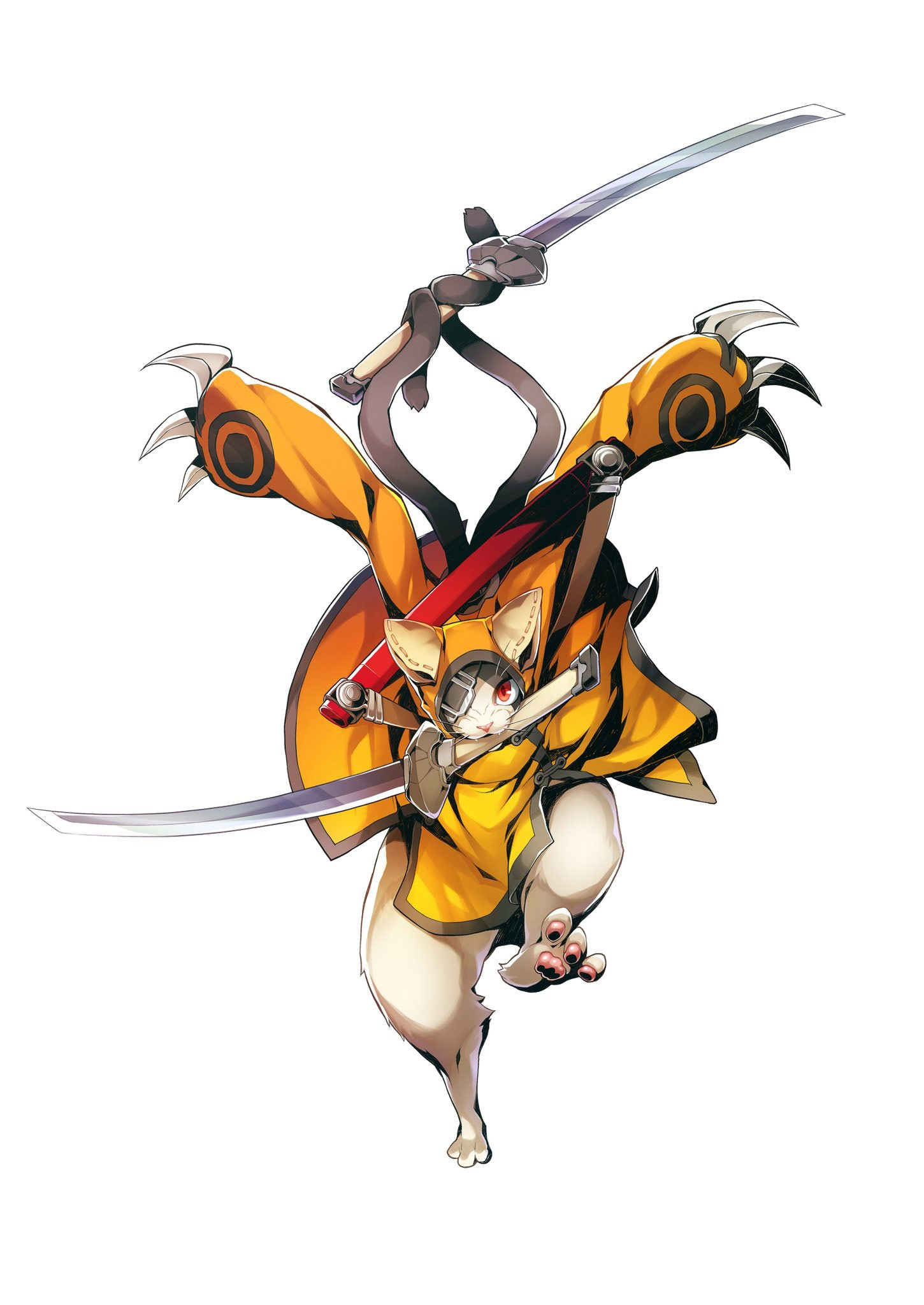 Jubei in BlazBlue: Central Fiction 1 out of 6 image gallery