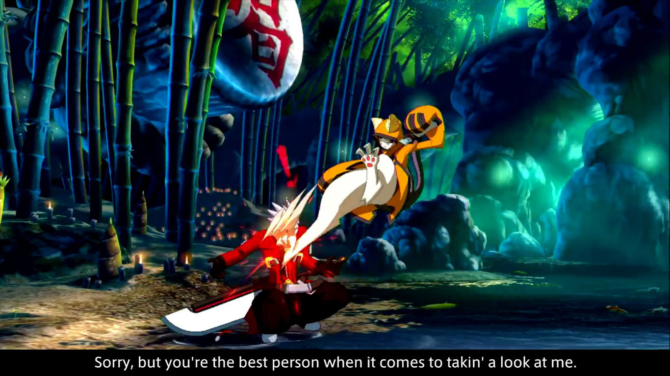 Jubei in BlazBlue: Central Fiction 3 out of 6 image gallery