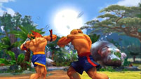Street Fighter intro remakes image #4