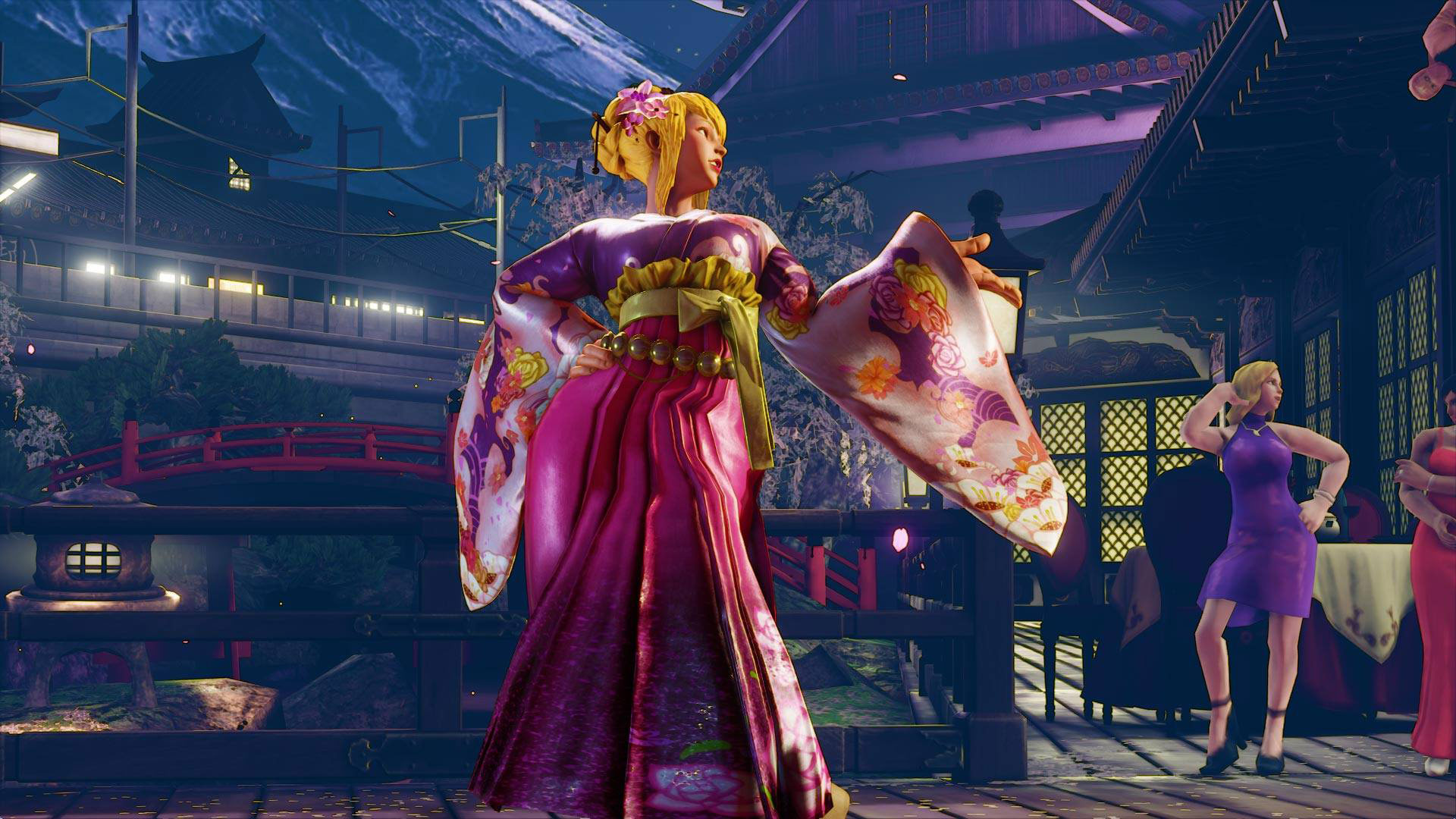 New Street Fighter 5 30th anniversary costumes 5 out of 6 image gallery