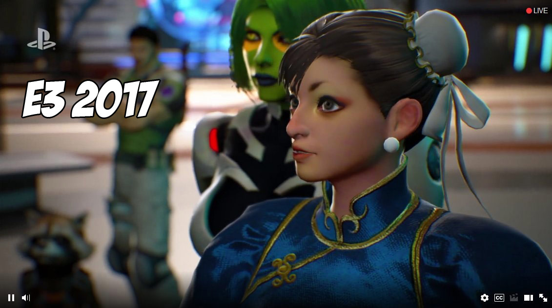 Chun-Li, then and now 1 out of 4 image gallery