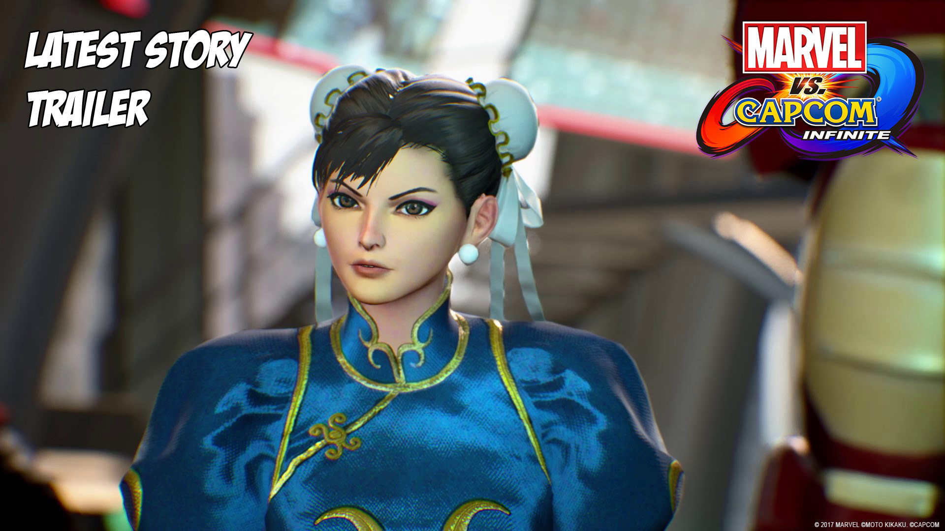 Chun-Li, then and now 4 out of 4 image gallery
