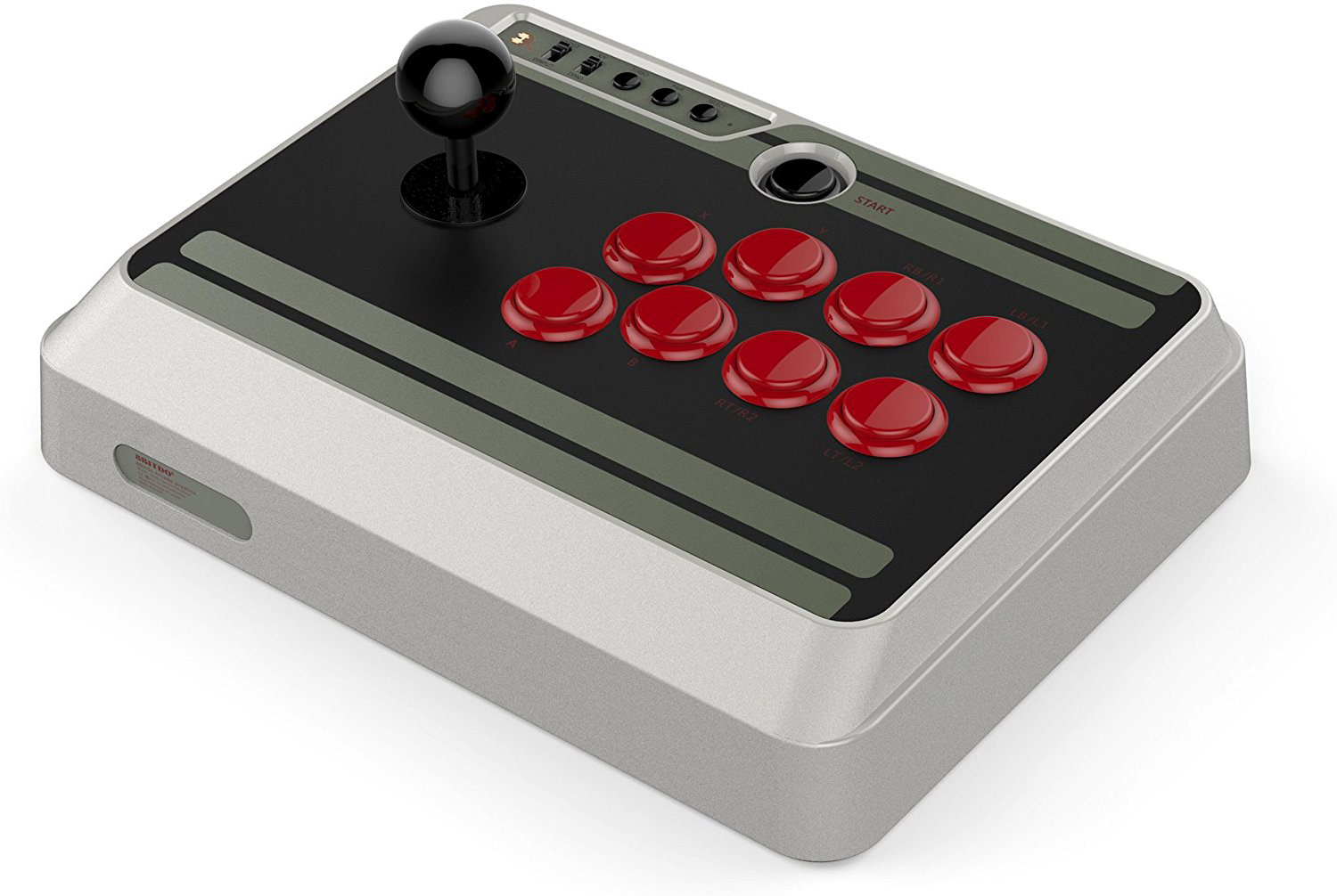 8Bitdo NES30 Arcade Stick 5 out of 11 image gallery