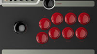 8Bitdo NES30 Arcade Stick  out of 11 image gallery