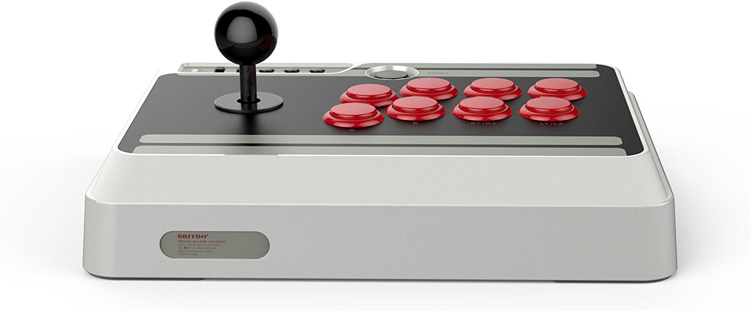 8Bitdo NES30 Arcade Stick 8 out of 11 image gallery
