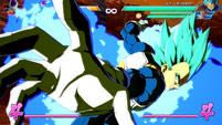 Super Saiyan Blue Goku and Vegeta in Dragon Ball FighterZ image #3