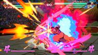 Super Saiyan Blue Goku and Vegeta in Dragon Ball FighterZ image #5
