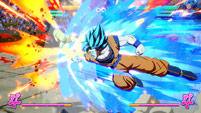 Super Saiyan Blue Goku and Vegeta in Dragon Ball FighterZ image #6