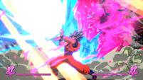 Super Saiyan Blue Goku and Vegeta in Dragon Ball FighterZ image #7