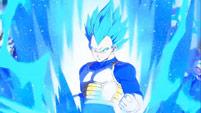 Super Saiyan Blue Goku and Vegeta gameplay screenshots image #2