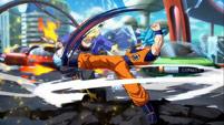 Super Saiyan Blue Goku and Vegeta gameplay screenshots image #4
