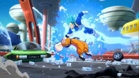 Super Saiyan Blue Goku and Vegeta gameplay screenshots image #5