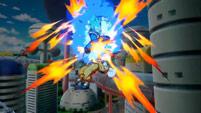 Super Saiyan Blue Goku and Vegeta gameplay screenshots image #6