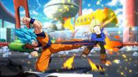 Super Saiyan Blue Goku and Vegeta gameplay screenshots image #7
