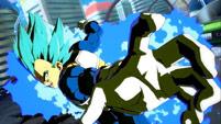 Super Saiyan Blue Goku and Vegeta gameplay screenshots image #8