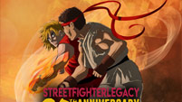 StreetFighterLegacy 30th Anniversary Art Tribute image #2