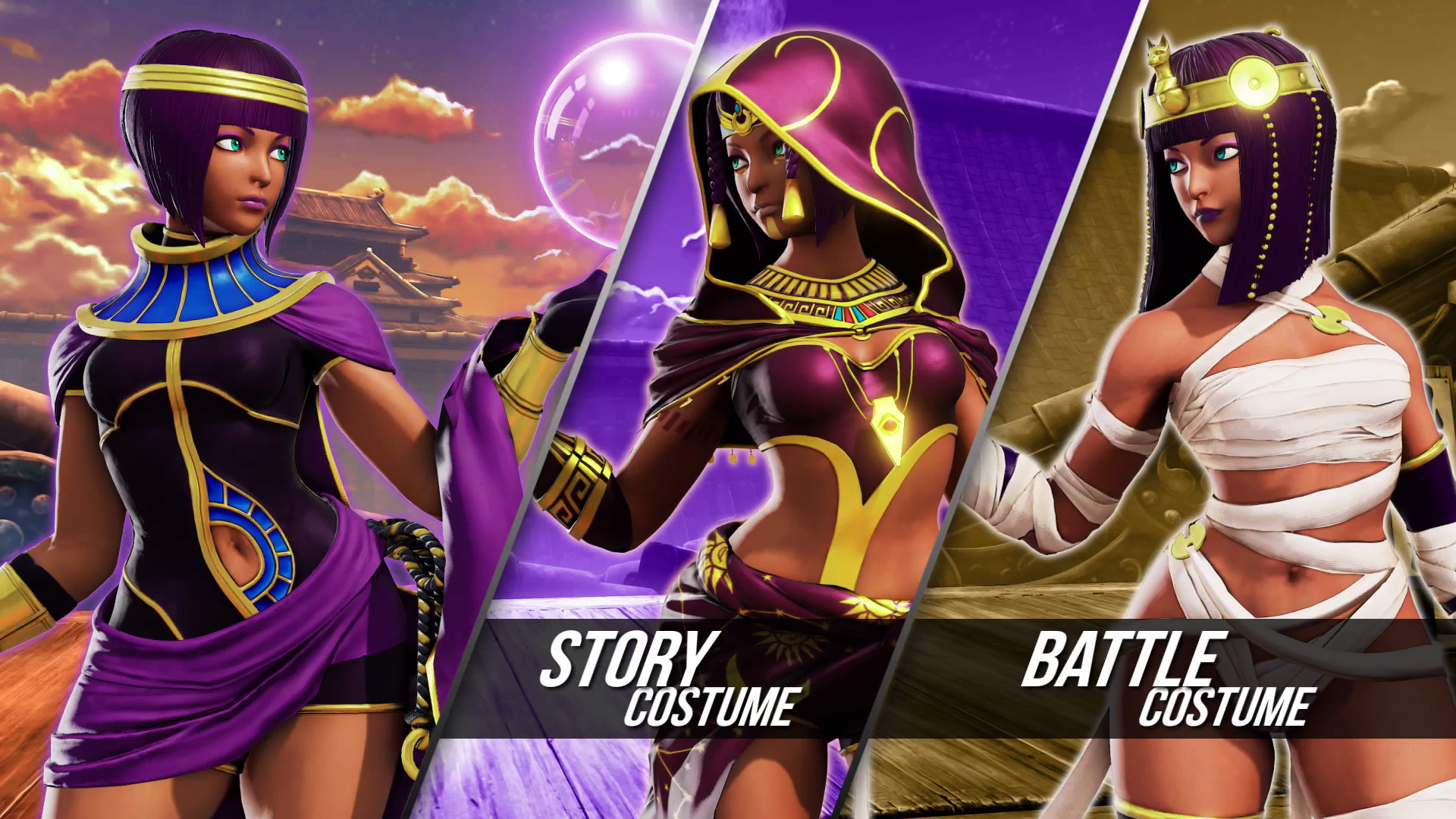 Menat announced for Street Fighter 5 reveal images 1 out of 6 image gallery