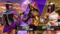Menat announced for Street Fighter 5 reveal images  out of 6 image gallery