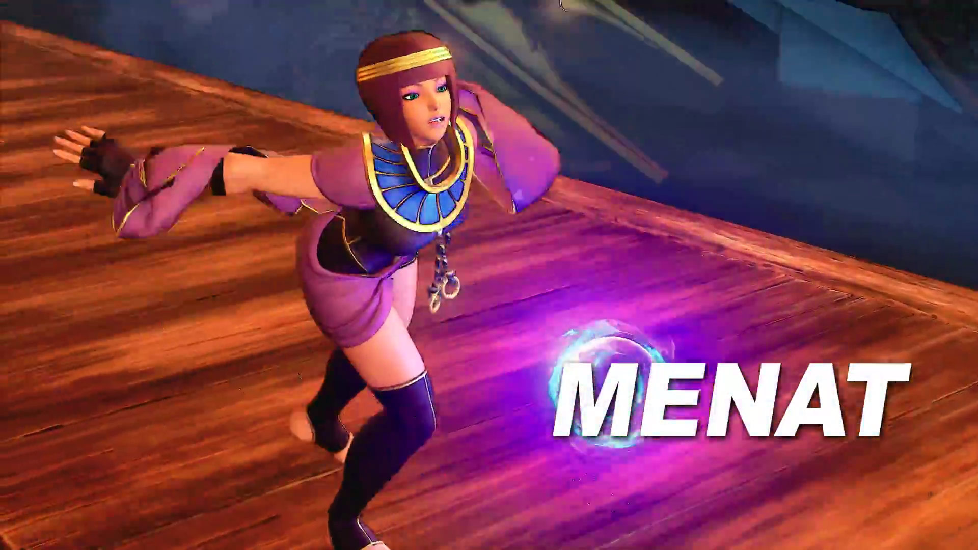 Menat announced for Street Fighter 5 reveal images 2 out of 6 image gallery