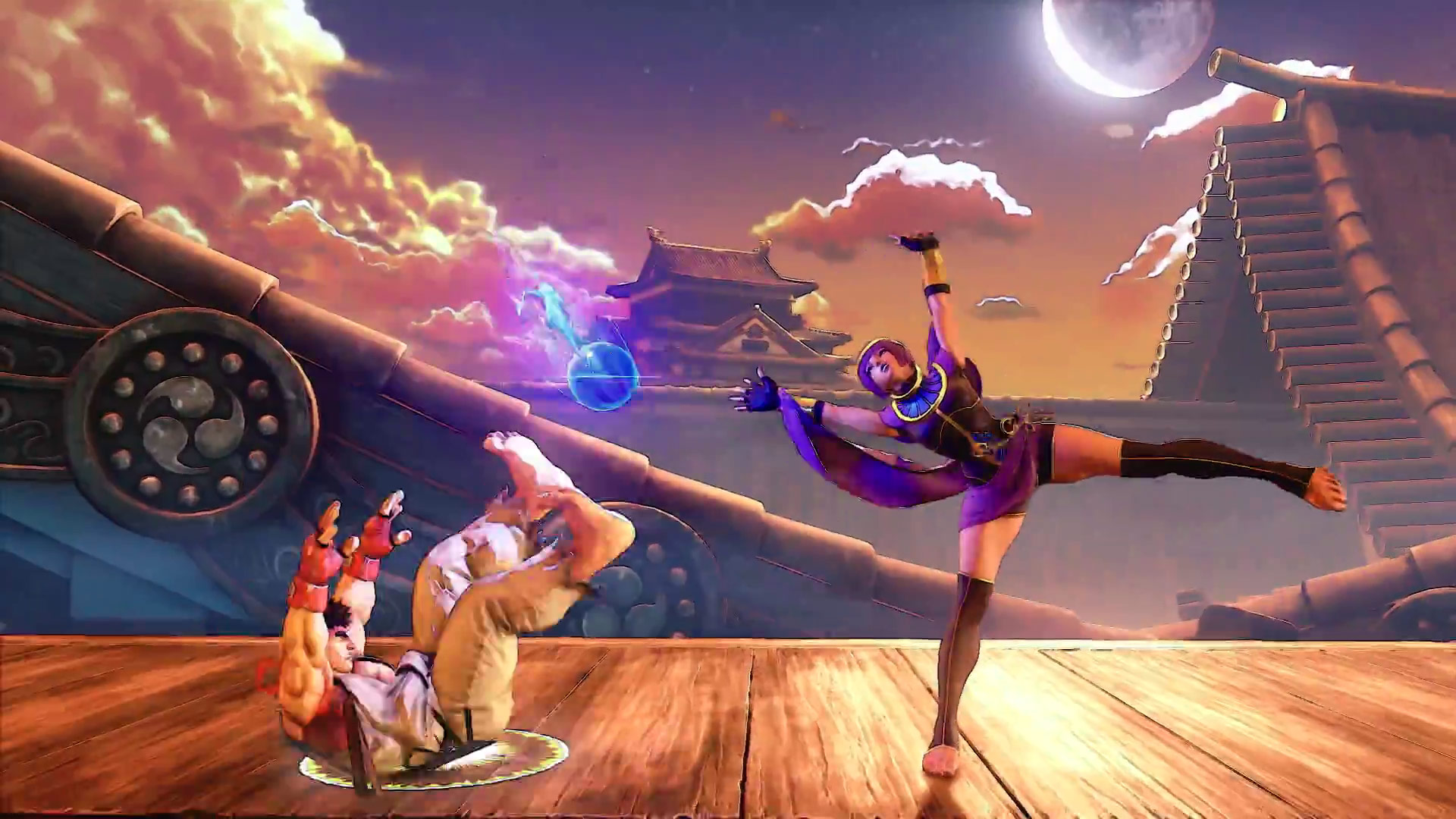 Menat announced for Street Fighter 5 reveal images 4 out of 6 image gallery
