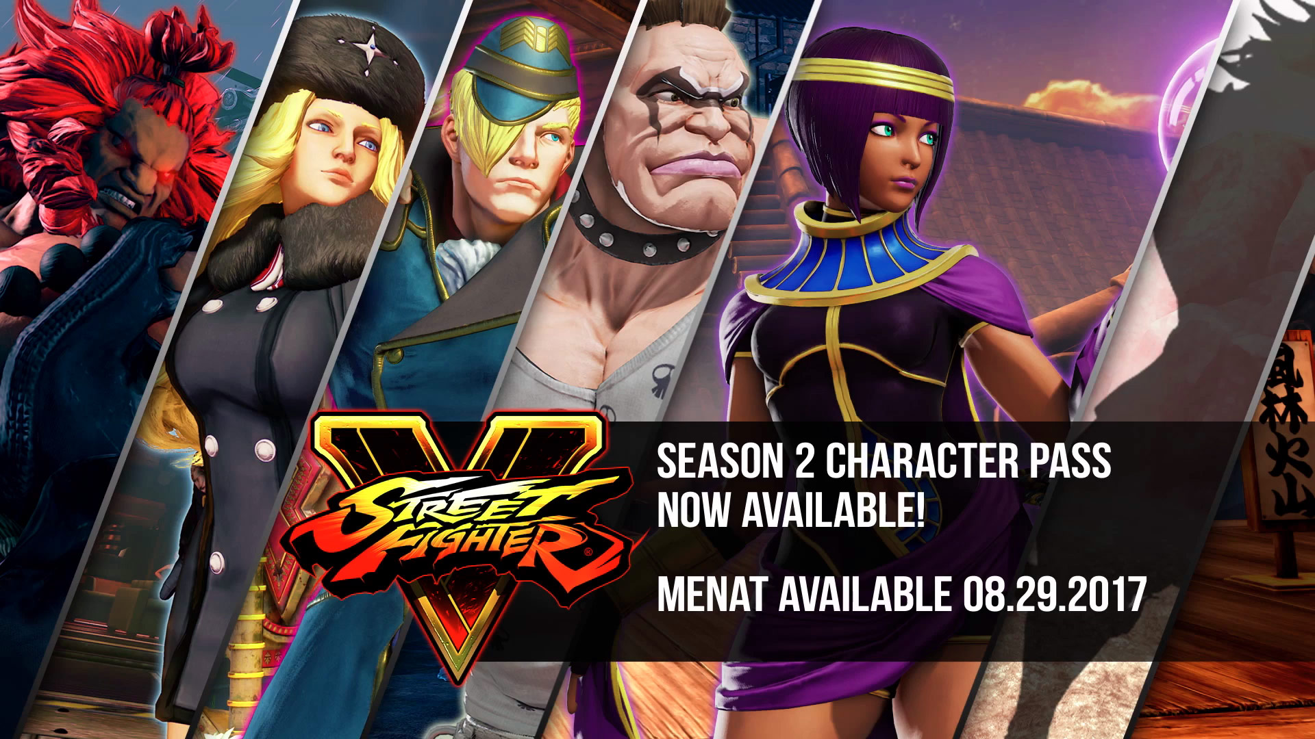 Menat announced for Street Fighter 5 reveal images 6 out of 6 image gallery