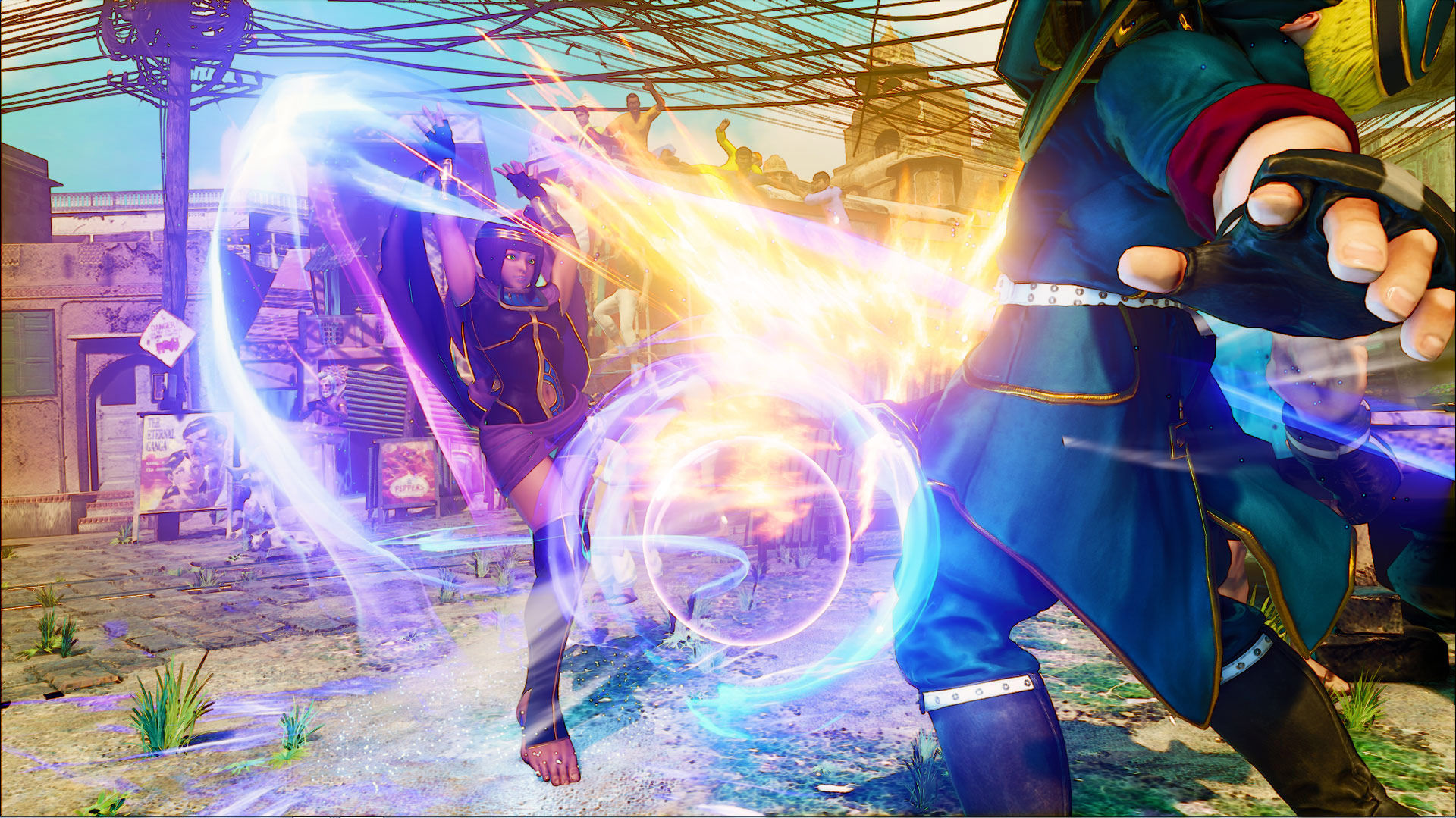 Menat in Street Fighter 5 2 out of 11 image gallery