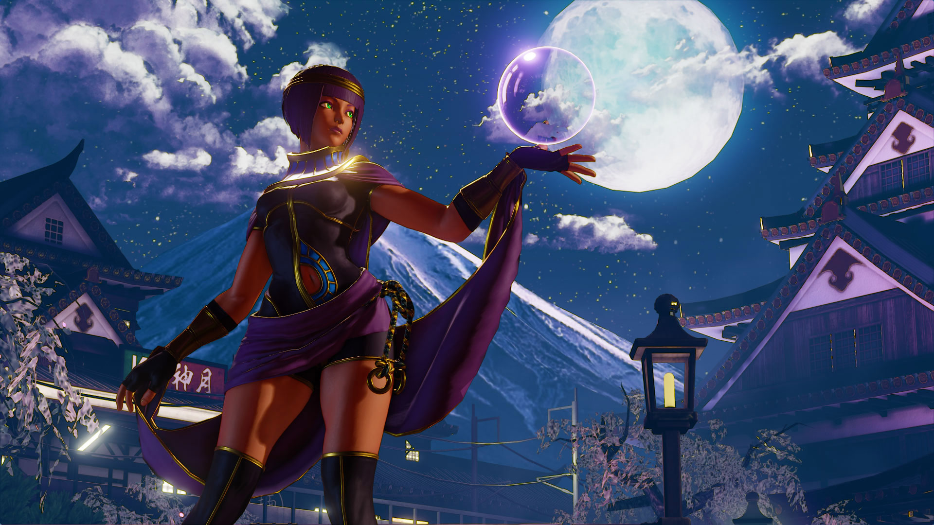 Menat in Street Fighter 5 3 out of 11 image gallery