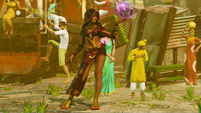 Menat in Street Fighter 5 image #4
