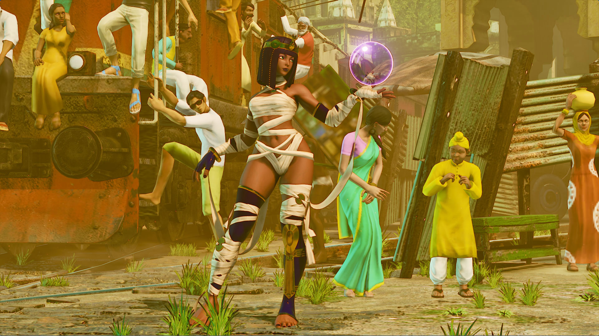 Menat in Street Fighter 5 5 out of 11 image gallery
