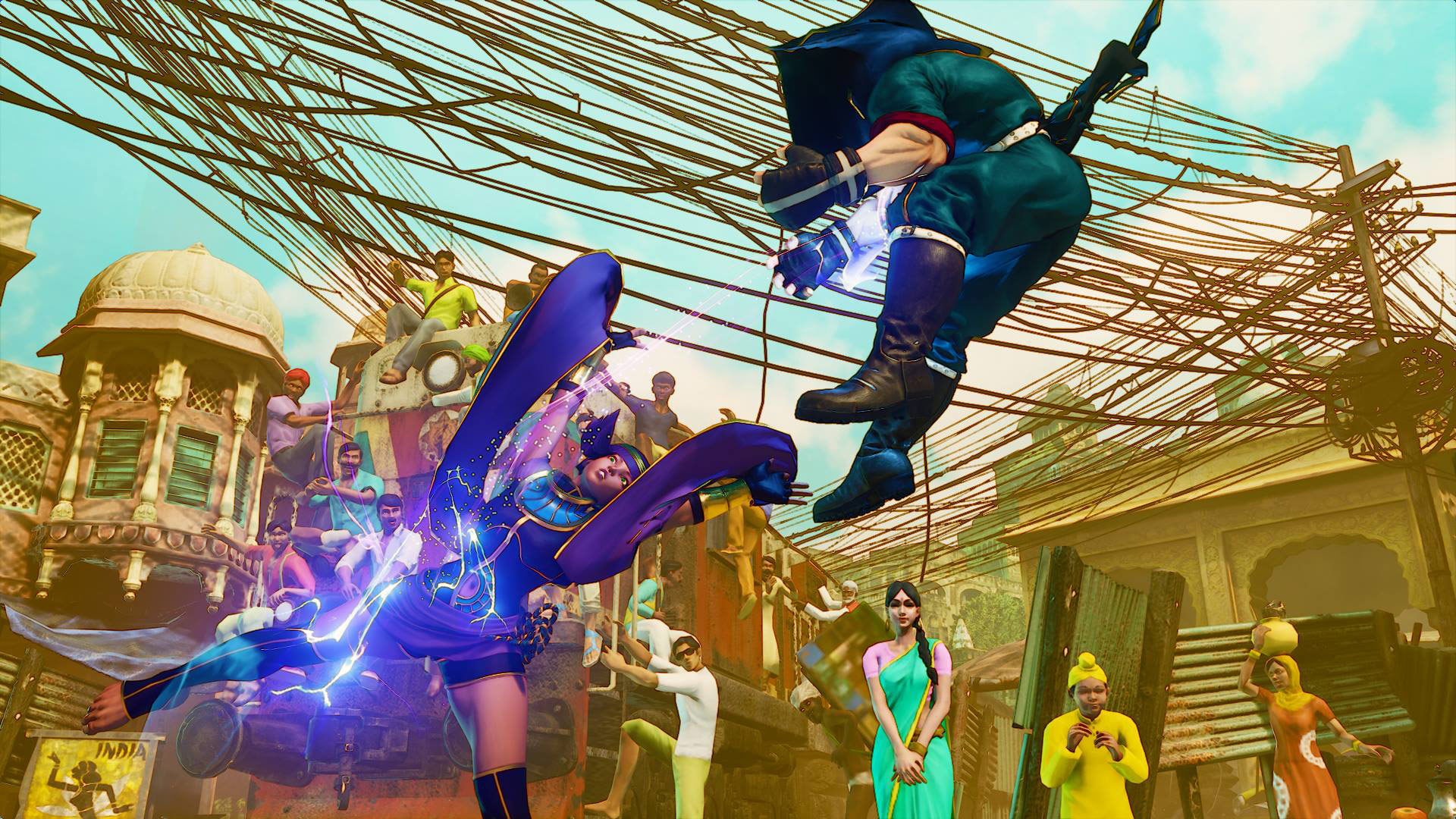 Menat in Street Fighter 5 8 out of 11 image gallery