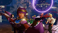 Menat in Street Fighter 5 image #11
