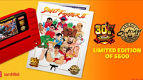 Special Street Fighter 30th anniversary cartridge image #2
