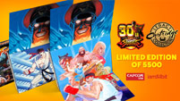 Special Street Fighter 30th anniversary cartridge image #4