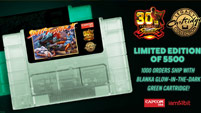 Special Street Fighter 30th anniversary cartridge image #5