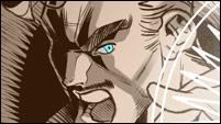 Panzer's fighting game artwork image #7