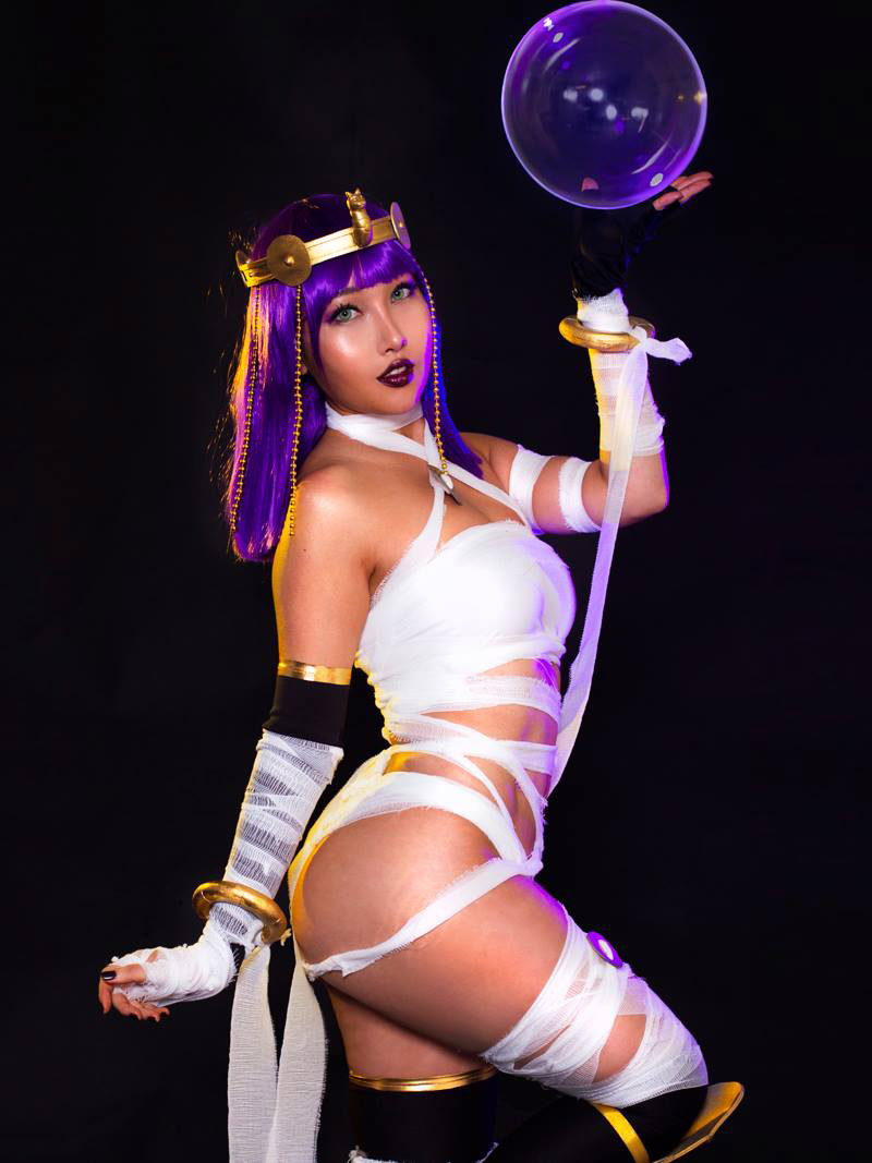 RinnieRiot's fighting game cosplay 1 out of 21 image gallery
