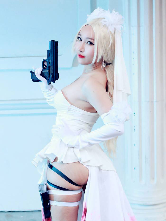 RinnieRiot's fighting game cosplay 7 out of 21 image gallery