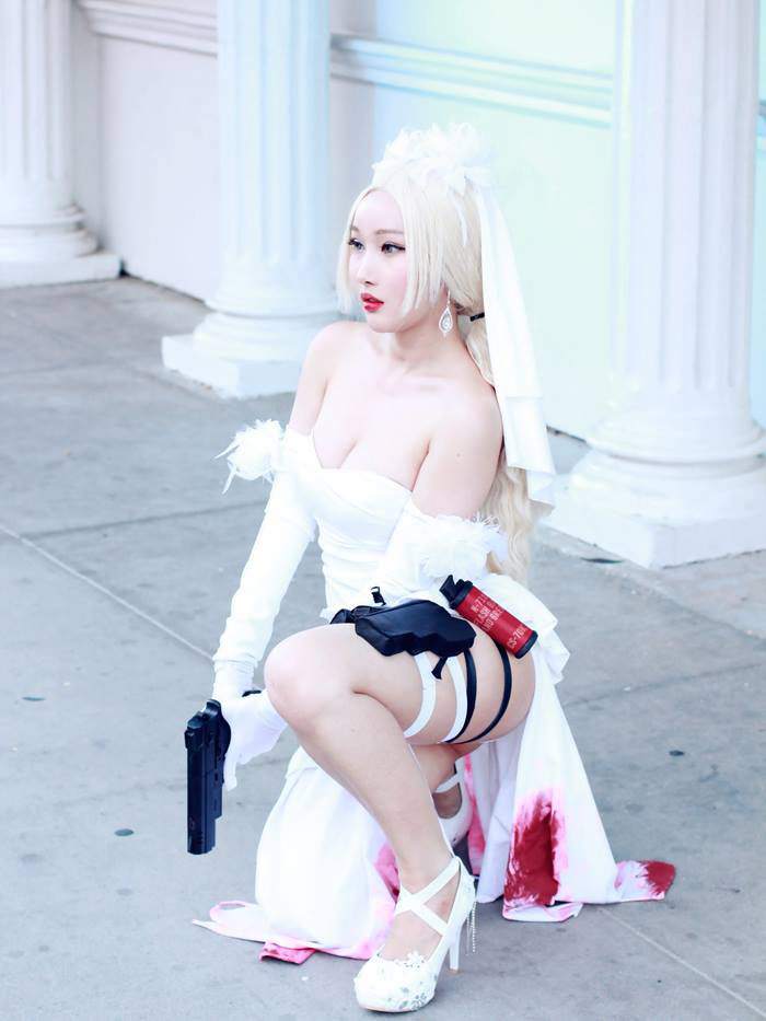 RinnieRiot's fighting game cosplay 10 out of 21 image gallery