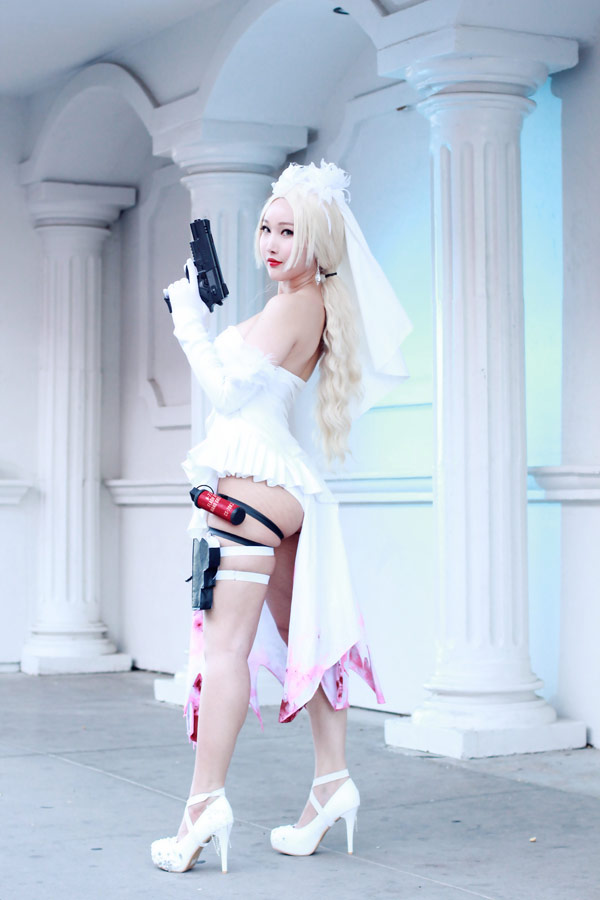 RinnieRiot's fighting game cosplay 20 out of 21 image gallery
