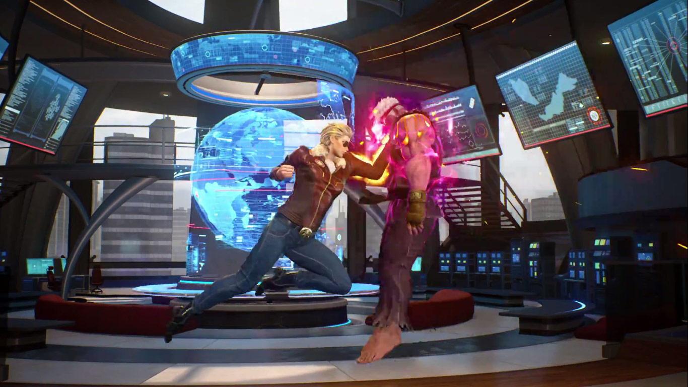 Captain Marvel's Major Carol Danvers costume in Marvel vs. Capcom: Infinite 3 out of 3 image gallery