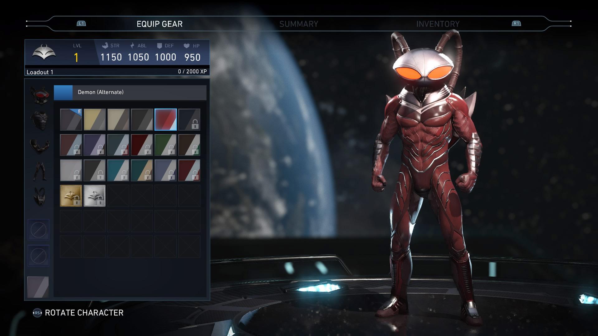 Black Manta screenshots in Injustice 2 2 out of 7 image gallery