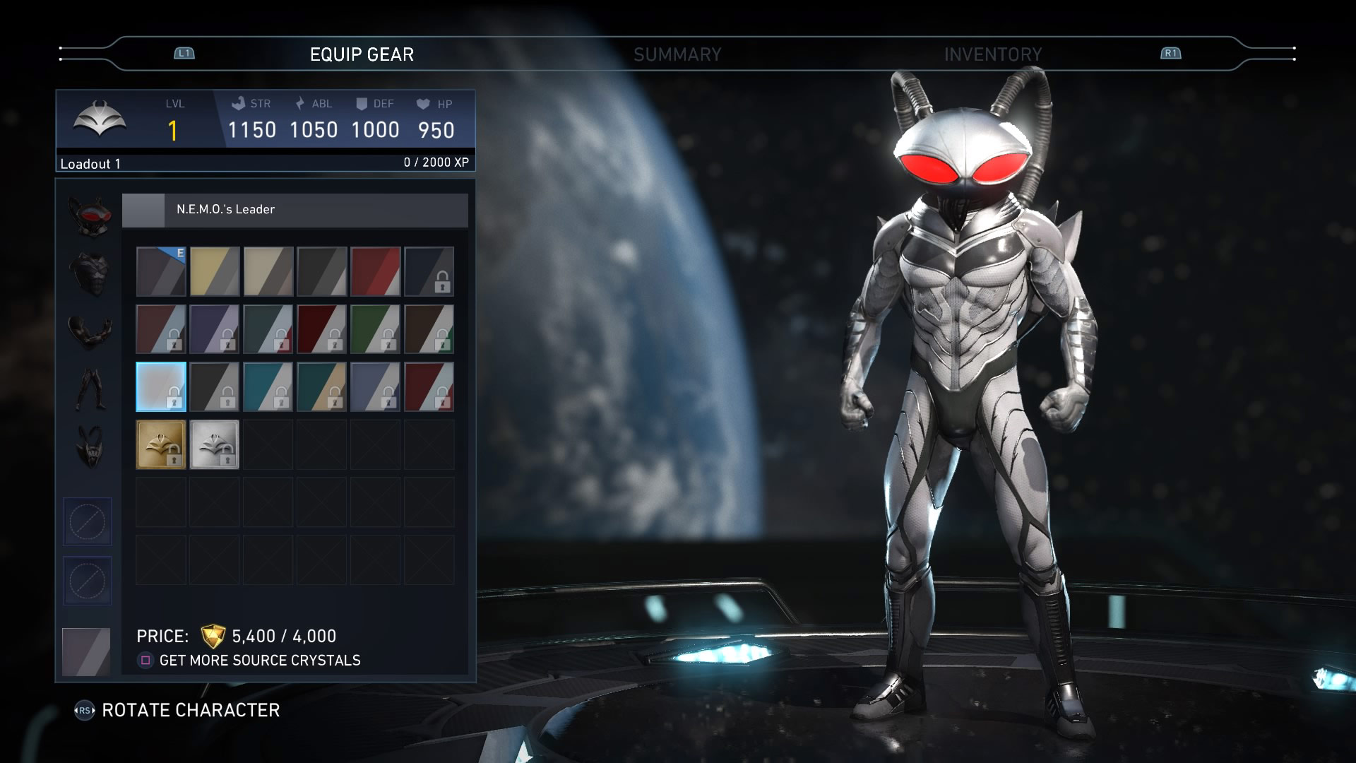 Black Manta screenshots in Injustice 2 3 out of 7 image gallery
