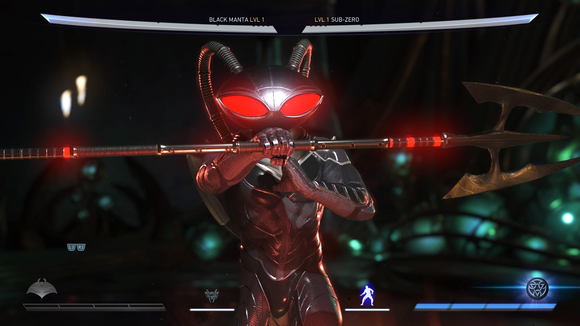 Black Manta screenshots in Injustice 2 4 out of 7 image gallery