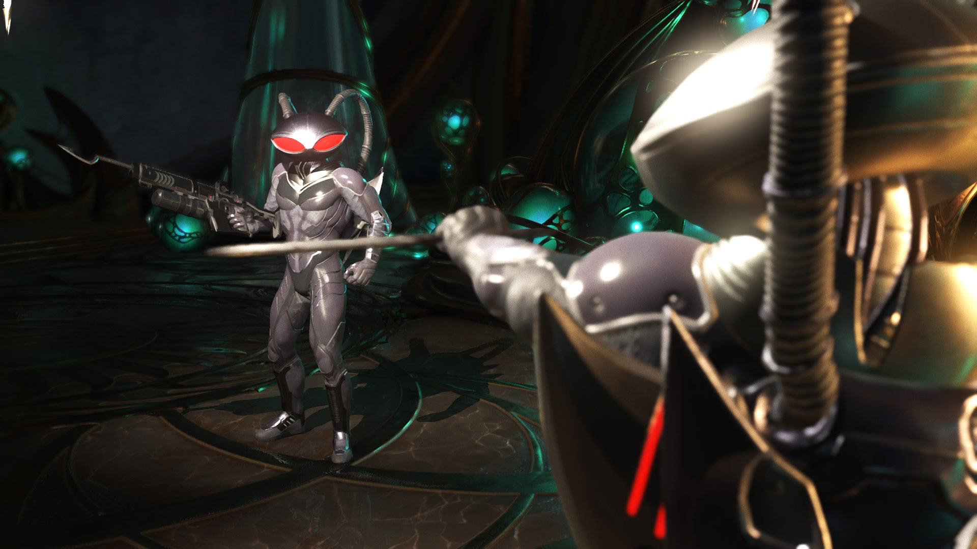 Black Manta screenshots in Injustice 2 6 out of 7 image gallery